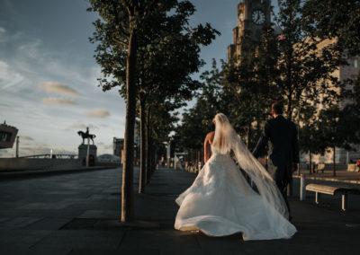 Titanic Hotel Wedding
